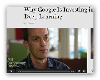 Why-Google-Investing-Deep-Learning-video-MIT